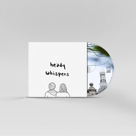 HEADY WHISPERS - EP Digpack 5 Titres