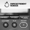 ENREGISTREMENT NOMADE