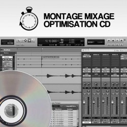 MONTAGE MIXAGE & OPTIMISATION CD