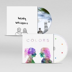 LES EP DE HEADY WHISPERS